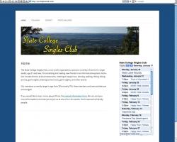 State College Singles Club