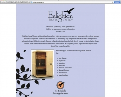 Enlighten Sauna