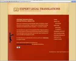 Expert Legal Translations