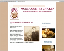 Moes Country Chicken