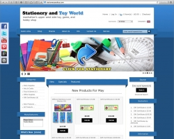 Stationery And Toy