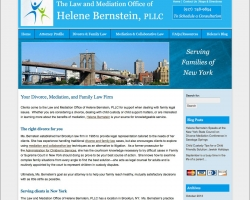 Helene Bernstein Law And Mediation
