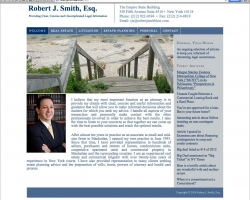 Robert Smith Law