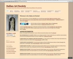 Italian Art Society