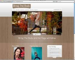 Bring The Body Yoga