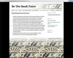 Be The Bank Tutor