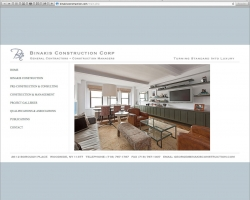 Binakis Construction