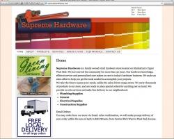 Supreme Hardware